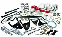 Chassis & Suspension Restoration Parts - CPP Pro-Touring Kits - Classic Performance Products - Stage 4 Pro-Touring Suspension Kit