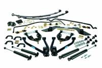 New Products - 1962-74 Nova/Chevy II - Classic Performance Products - Stage 1 Pro-Touring Suspension Kit