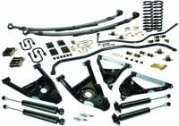 Classic Nova & Chevy II Restoration Parts - Classic Performance Products - Stage 1 Pro-Touring Suspension Kit