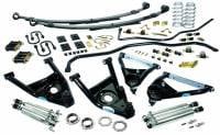Classic Nova & Chevy II Restoration Parts - Classic Performance Products - Stage 2 Pro-Touring Suspension Kit