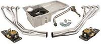New Products - 1962-74 Nova/Chevy II - Classic Performance Products - LS Engine Install Kit (Deluxe)