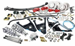 Classic Camaro Parts Online Catalog - Chassis & Suspension Parts - CPP Pro-Touring Suspension Kits