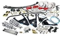 Chassis & Suspension Restoration Parts - CPP Pro-Touring Suspension Kits - Classic Performance Products - Stage 4 Pro-Touring SUspension Kit