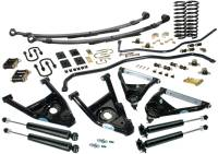 Chassis & Suspension Restoration Parts - CPP Pro-Touring Suspension Kits - Classic Performance Products - Stage 1 Pro-Touring SUspension Kit