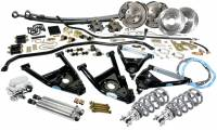 Chassis & Suspension Restoration Parts - CPP Pro-Touring Suspension Kits - Classic Performance Products - Stage 3 Pro-Touring SUspension Kit