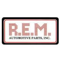 REM Automotive - Front Wheel Well Molding RH