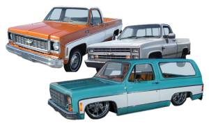 New Products - 1973-87 Chevy/GMC Truck