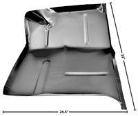 New Products - 1973-87 Chevy/GMC Truck - Dynacorn - Cab Floor Section RH