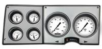 Classic Instrument Gauge Kits - 1973-87 Gauge Kits - Classic Instruments - Classic Instruments Gauge Kit (White Hot Series)
