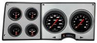 Classic Chevy & GMC Parts Online Catalog - Classic Instruments - Classic Instrument Gauge Kit (Veloctiy Black Series)