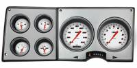 New Products - 1973-87 Chevy/GMC Truck - Classic Instruments - Classic Instruments Gauge Kit (Veloctiy White Series)