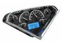 Dakota Digital - VHX Series Gauges Black Alloy Blue - Image 2