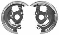 Brake Restoration Parts - Disc Brake Backing Plates - Dynacorn - Front Disc Brake Backing Plates