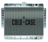 Classic Impala Parts Online Catalog - Cold-Case Radiators - Aluminum Radiator