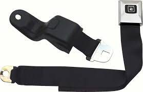 Interior Restoration Parts & Trim - Seat Parts - Seat Belt Parts