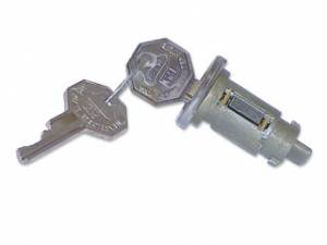Classic Camaro Parts Online Catalog - Lock Sets - Ignition Key & Tumblers