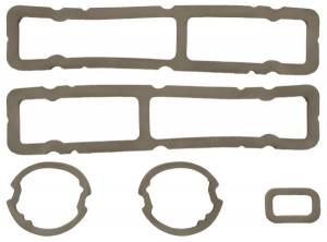 Classic Camaro Parts Online Catalog - Weatherstriping & Rubber Parts - Lens Gaskets