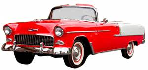 Classic Tri-Five Parts Online Catalog - Convertible Parts