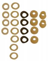 Headlight Parts - Hideaway Headlight Parts - H&H Classic Parts - Headlight Bushing Kit