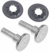 Ash Tray Parts - Dash Ash Tray Parts - OER (Original Equipment Reproduction) - Console Ash Tray Hinge Pins