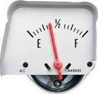 Console Parts - Console Gauge Parts - OER (Original Equipment Reproduction) - Console Fuel Gauge
