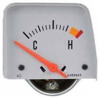 Console Parts - Console Gauge Parts - OER (Original Equipment Reproduction) - Console Temp Gauge