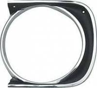 Headlight Parts - Headlight Bezels - OER - Headlight Bezel LH