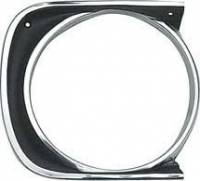 Headlight Parts - Headlight Bezels - OER - Headlight Bezel RH