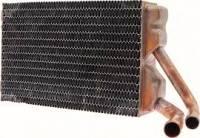 Factory AC/Heater Parts - Heater Cores & Valves - OER (Original Equipment Reproduction) - Heater Core