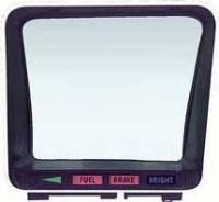 Dash Parts - Dash Lenses - OER (Original Equipment Reproduction) - Speedometer Lens Assembly