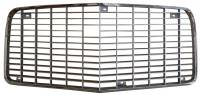 Grille Parts - Grilles - Dynacorn - Grille Silver with Trim