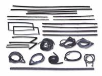 Weatherstrip Kits - Deluxe Weatherstrip Kits - H&H Classic Parts - Deluxe Weather Strip Kit