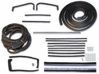 REM Automotive - Deluxe Weatherstrip Kit