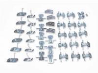 Clip Sets - Side Trim Clip Sets - H&H Classic Parts - Complete Side Molding Clip Set