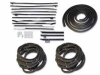 Weatherstrip Kits - Deluxe Weatherstrip Kits - H&H Classic Parts - Deluxe Weatherstrip Kit