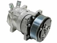 Classic Chevelle, Malibu, & El Camino Restoration Parts - Vintage Air - Standard Compressor with Serpentine Pulley