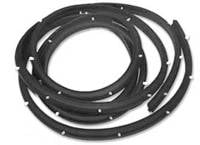 Weatherstripping & Rubber Restoration Parts - Trunk Rubber Seals - Soff Seal - Trunk Rubber