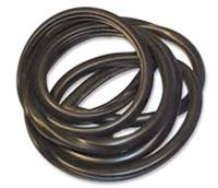 Window Weatherstriping - Back Glass Rubber Seals - Precision Replacement Parts - Back Glass Seal