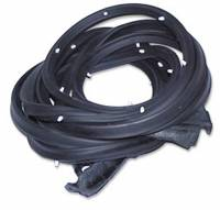Weatherstriping & Rubber Parts - Door Rubber Seals - Soff Seal - Front Door Rubber