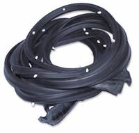Weatherstriping & Rubber Parts - Door Rubber Seals - Soff Seal - Rear Door Rubber