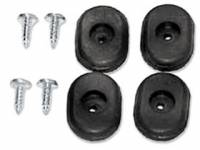 Rubber Bumpers - Seat Bumpers - Soff Seal - Seat Back Stops