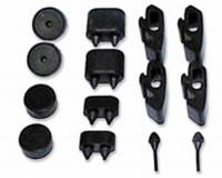 Rubber Bumpers - Body Bumper Kits - Soff Seal - Body Bumper Kit