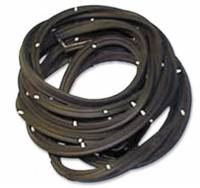 Door Parts - Door Rubber Seals - Soff Seal - Rear Door Rubber