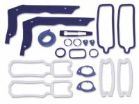 Paint Gasket Kits - Chevelle/Malibu Paint Gasket Kits - Soff Seal - Paint Gasket Kit