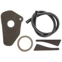 Interior Restoration Parts & Trim - Firewall Pads - Soff Seal - Cowl Firewall Seal Kit