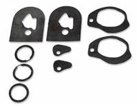 Classic Impala, Belair, & Biscayne Restoration Parts - Repops - Door Handle/Lock Gaskets
