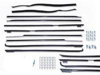 Window Weatherstriping - Window Felt Kits - Repops - Window Channel Kit