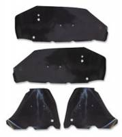 Classic Nova & Chevy II Restoration Parts - Repops - Watershield Set
