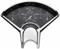 Dash Parts - Classic Instrument Gauge Kits - Classic Instruments - Classic Instruments BelEra Gauge Kit (Hot Rod Series)