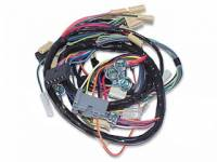 Factory Fit Wiring - Front Light Harnesses - American Autowire - Headlight & Under Dash Harness